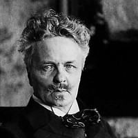 Picture of August Strindberg