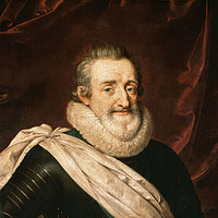 Picture of King Henry IV of France