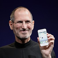 Picture of Steve Jobs