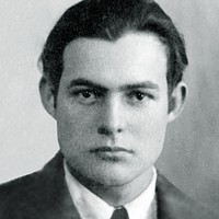 Picture of Ernest Hemingway