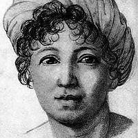 Picture of Madame de Staël