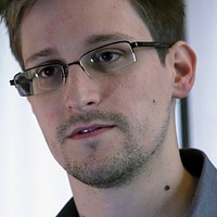 Picture of Edward Snowden