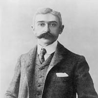 Picture of Pierre de Coubertin
