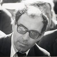 Picture of Jean-Luc Godard