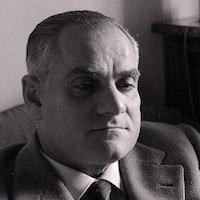 Picture of Alberto Moravia