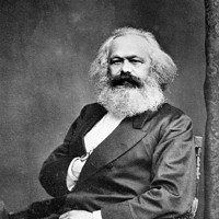 Photo de Karl Marx
