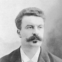 Picture of Guy de Maupassant