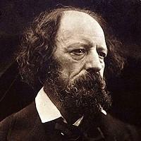 Picture of Alfred Tennyson