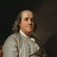 Picture of Benjamin Franklin