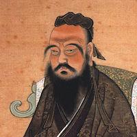 Picture of Confucius