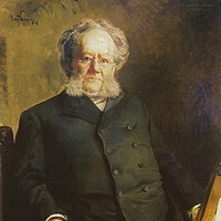 Picture of Henrik Ibsen
