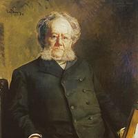 Photo de Henrik Ibsen